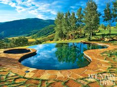 Star Mesa Retreat   Aspen, Colorado | Landscape Architecture By Design  Workshop, Inc.