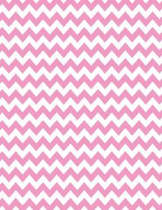 Pink chevron background - 15 colors available - free instant download.