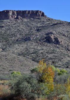 Butte Landscape