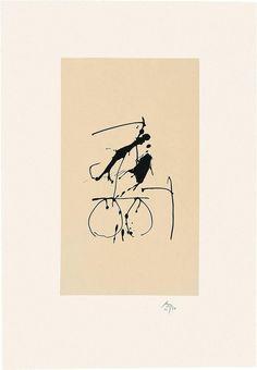 Octavio Paz Suite: Untitled 1