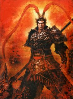 Dynasty Warriors 8 - Lu Bu