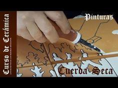 Curso de Cerámica - Preparar Esmaltes para Cuerda Seca - YouTube Glazing Techniques, Sgraffito, Youtube, Animal Crafts, Ceramic Painting, Clay Projects, Clay Art, Carving, Pottery