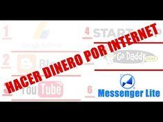 Como Hacer Dinero Por Internet Y Crear Una Cuenta De GoDaddy paso #6