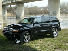 1998 dodge durango customized | 2003 Dodge Durango SLT 4X4