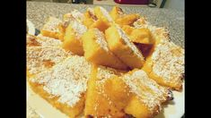 No Cook Desserts, Cornbread, Pineapple, Fruit, Cooking, Ethnic Recipes, Food, Youtube, Millet Bread
