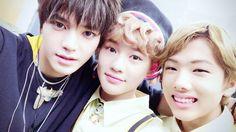 NCT // Taeyong, Chenle, & Jisung