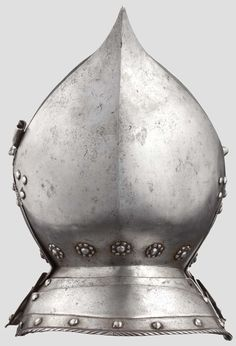 A South German burgonet with pivoted bevor, probably from Augsburg, circa 1550/60 http://www.hermann-historica.de/auktion/images67_max/80772_d.jpg