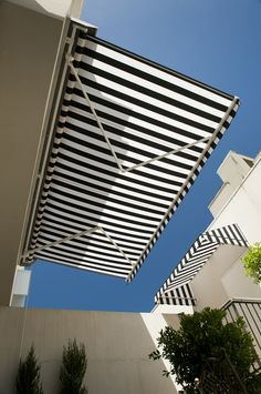 Folding Arm Awnings & Canvas Hoods - Victory Curtains & Blinds, Shades & Blinds, Bendigo, VIC, 3550 - TrueLocal