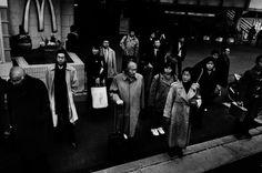 JAPAN. Tokyo. 1999. © Trent Parke/Magnum Photos
