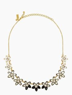 ombre bouquet small necklace - kate spade new york
