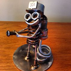 Firefighter Metal Art Boogie by TheDaRkMetalArtStore on Etsy
