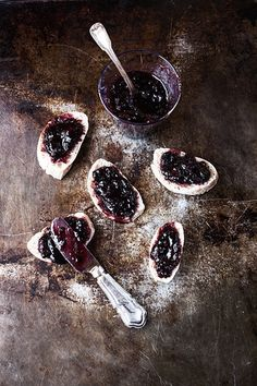 Prune Blueberry Jam