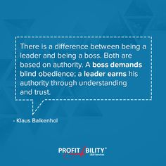 10 Huge Differences Between A Boss And A Leader