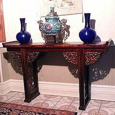 Antiques, Furnishings, Furniture, Asian, Chinese | Trocadero