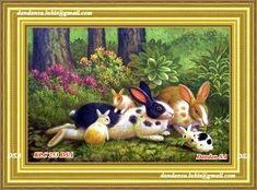 ! ART PAINTINGS By DANDAN SA - Blog Lukisan Bagus Indah Mempesona: Album Lukisan…