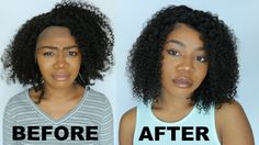 Beginner Wig Slay + Fake Scalp  NO Bleaching  Wig Transformation #2 ft uuhair [Video] via @blackhairinfo
