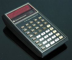 Texas Instruments TI Programmable 57 (vicent.zp) Tags: vintage texas machine calculator 70s pocket electronic 1977 instruments seventies ti calculating bolsillo calculadora programmable57