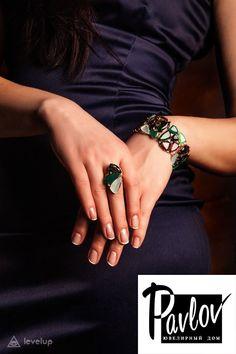 PAVLOV & Levelup  #pavlov #pavlovjewelry #jewelry #gold #jewels