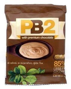 Neu im Sortiment: PB2 mit Schokolade im 24 g Beutel - Erdnussbutter mit nur 8 g Fett (je 100g) WOOOWW für CHF 2.-- - Achtung probieren auf eigene Gefahr, man kann süchtig werden! :-)