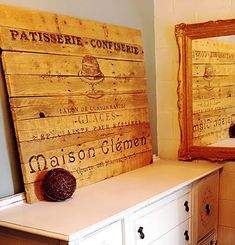 12 Spectacular DIY Painted Sign Ideas - Page 3 of 12 - The Graphics Fairy
