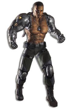 Jax Briggs - Mortal Kombat