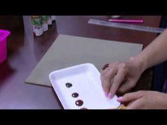 Mulher.com - 13/11/2015 - Efeito madeira com nós ripados - Bete Alcantra PT1 - YouTube