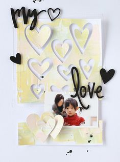 A Heartful scrapbooking / Daily inspiration from our bloggers