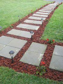 Help with drainage and walk way
