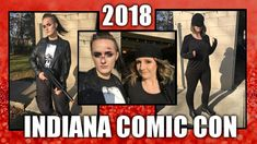 Indiana Comic Con 2018 Vlog - YouTube Michael Jackson, Family Travel, Indiana, Group, Guys, Comics, Board, Creative, Youtube