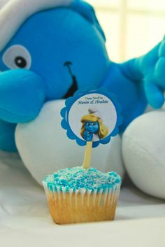 Smurfs party ideas!