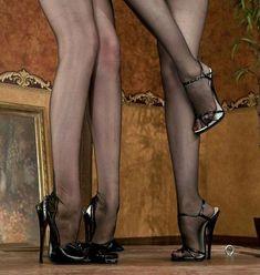 8 Expert Tips To Prevent Your High Heels From Ever Causing You Pain – Best High Heels High Heels Outfit, High Heel Boots, High Heel Pumps, Stiletto Heels, Pantyhose Heels, Stockings Heels, Sexy Legs And Heels, Black High Heels, Talons Sexy