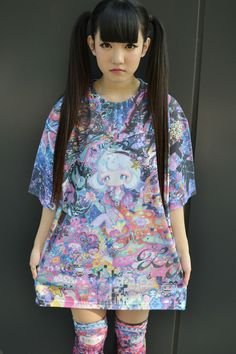 Shop from the best fashion sites and get inspiration from the latest harajuku. Japanese Streets, Japanese Street Fashion, Tokyo Fashion, Harajuku Fashion, Kawaii Fashion, Lolita Fashion, Asian Street Style, Street Style Women, Punk