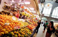 Visita el Mercado de #Valencia...sabores y colores #turismo