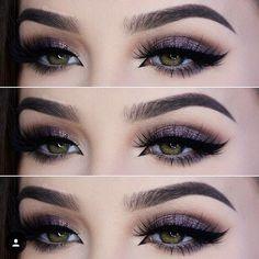 Las #pestañas largas y bien cuidadas causan un mayor impacto #Eyelashes #Eyeshadow #Makeup #Maquillaje