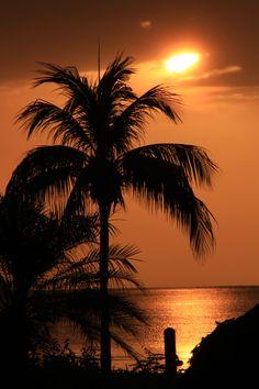 #islandparadise sunset in #jamaica #couplesnegril