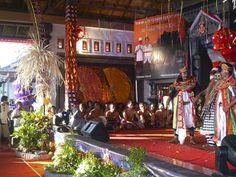 Espectáculo cerca de Tanah Lot