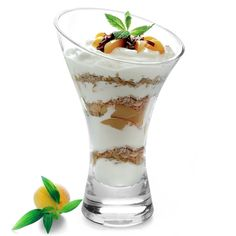 Sundae Glasses Ideal for classics such as knickerbocker glories, this tall sundae dish is perfect for filling to the brim.