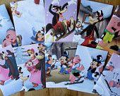 Cadeau envelopjes gemaakt van Disney boek, Wolfje, 10 stuks, 7,5 x 11 cm