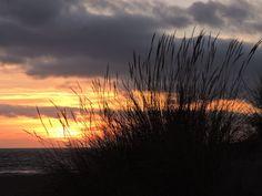 Sunset at Marina di Grosseto