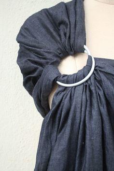 Soul Slings Single Layer Ash Ring Sling (Linen)