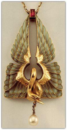 """""""Art Nouveau jewelry by the Belgian jeweler Philippe Wolfers."""" - """"Art Nouveau jewelry by the Belgian jeweler Philippe Wolfers. Bijoux Art Nouveau, Art Nouveau Jewelry, Jewelry Art, Antique Jewelry, Vintage Jewelry, Jewelry Design, Gold Jewelry, Designer Jewelry, Fine Jewelry"""