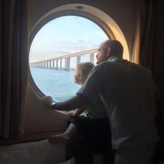 The cruise lasts days, but the memories last a lifetime. (Photo Credit: Leslie Wildes)