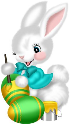 """Photo from album """"LouiseL_ItsEaster-Bundle"""" on Yandex. Happy Easter Wallpaper, Best Treats For Dogs, Beautiful Rabbit, Bunny Images, Happy Easter Bunny, Diy Ostern, Easter Pictures, Easter Celebration, Vintage Easter"""