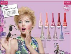 A marca francesa Bourjois começa a ser vendida nos catálogos Racco