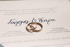 Elegant wedding in Kea in blue hues - Chic & Stylish Weddings Perfect Engagement Ring, Engagement Rings, Elegant Wedding, Wedding Bands, Place Card Holders, Weddings, Chic, Stylish, Blue