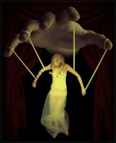 Some puppets are trapped for so long they no longer sees the strings.  Read Erica Cameron's SING SWEET NIGHTINGALE, releasing March 4, 2014