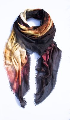 Design *GRUNGE* shows a lovely portrait photography print on a high quality fabric of modal & silk. We just love the color variety and its soft touch! Portrait Photography, Grunge, Scarves, Touch, Silk, Fabric, Color, Design, Fashion