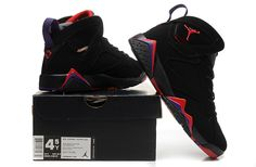 Air Jordan 7 Retro Shoes Black/red New Style – Puma Fenty – New Release Puma Shoes Nike Shox Shoes, Pumas Shoes, Men's Shoes, Air Jordan Sneakers, Nike Air Jordans, Sneakers Nike, Michael Jordan Shoes, Jordan 7, Places
