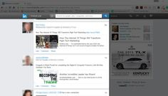 LinkedIn's Newsfeed & Twitter: Your Direct Lines to Potential Clients and Your Network