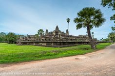 Angkor Wat (City of Temple) is a temple complex in Cambodia and the largest religious monument in the world. It was originally founded as a Hindu capital for the Khmer Empire, gradually transforming into a Buddhist temple toward the end of the 12th century. It was built by the Khmer King Suryavarman II in the early 12th century in Yaśodharapura (present-day Angkor), the capital of the Khmer Empire, as his state temple and eventual mausoleum. #SiemReap #Cambodia #Temples #AnkorWat